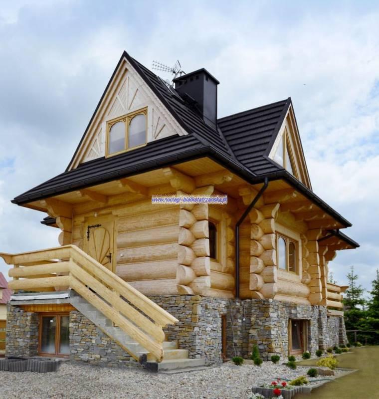 Domek w Białce Tatrzańskiej