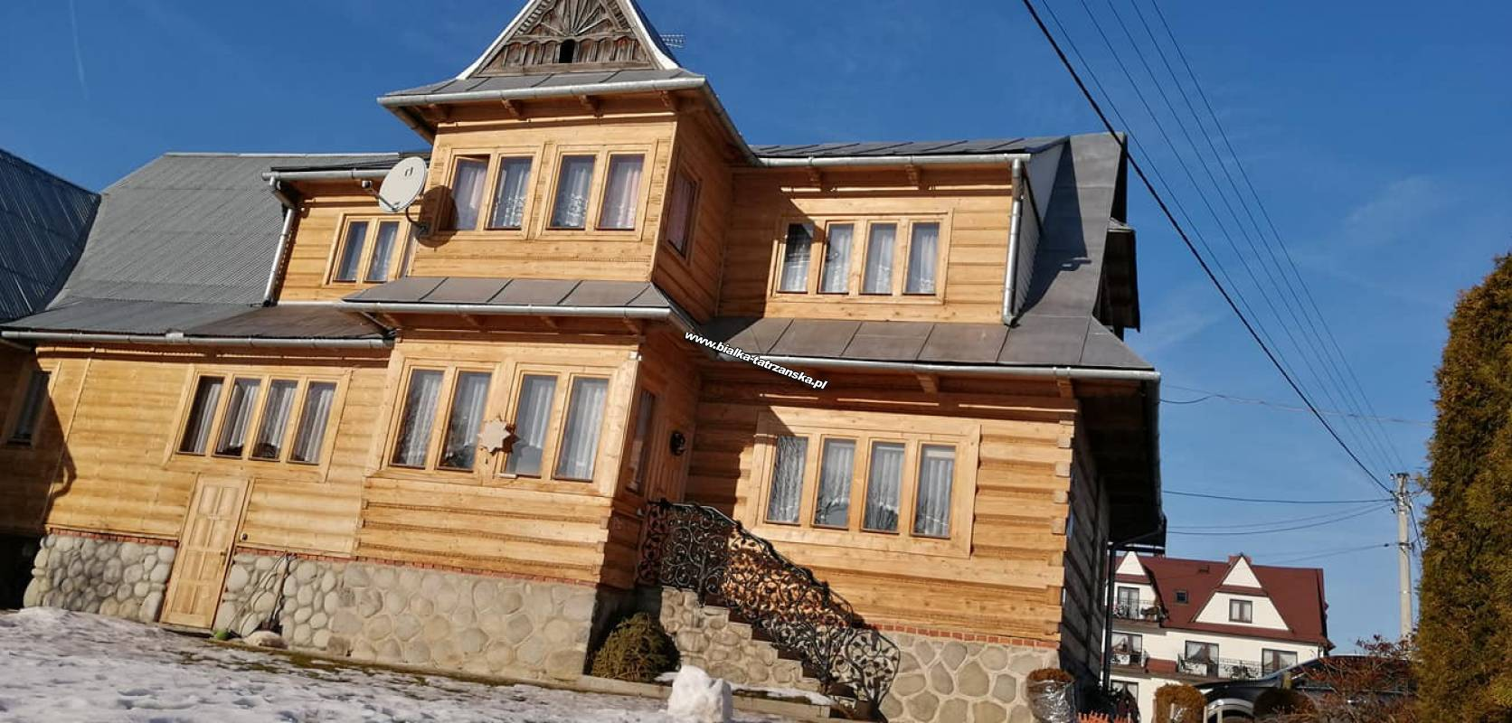 Góralski dom Murzańskich